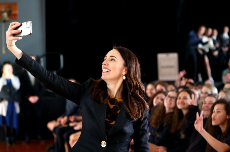 The Facebook prime minister: how Jacinda Ardern became New Zealand's most successful political influencer